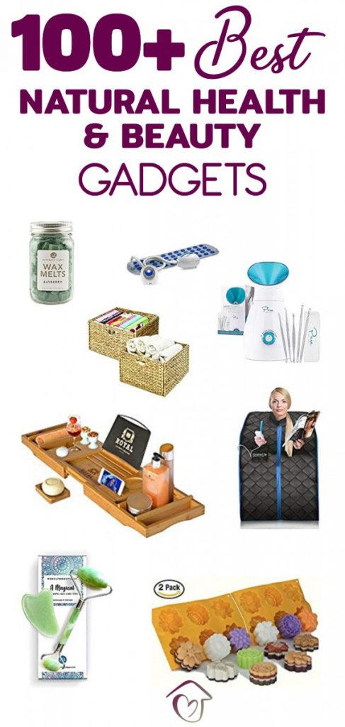 100 Best Natural Health And Beauty Gadgets