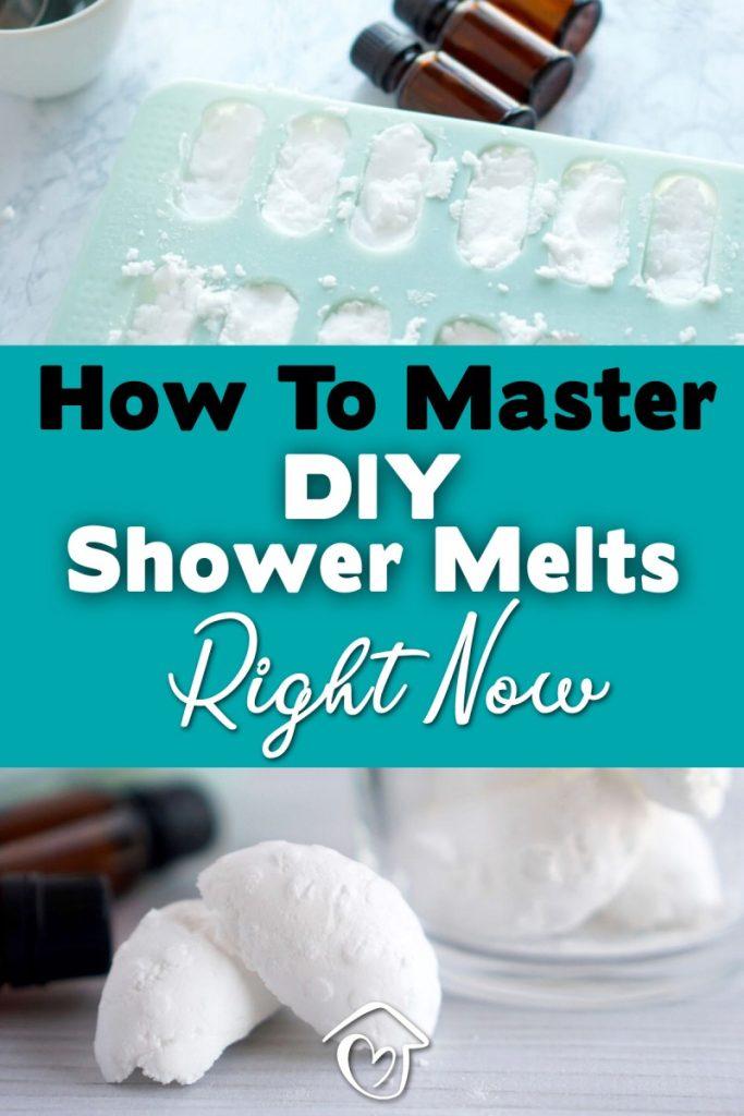 DIY Wakeup Shower Melts