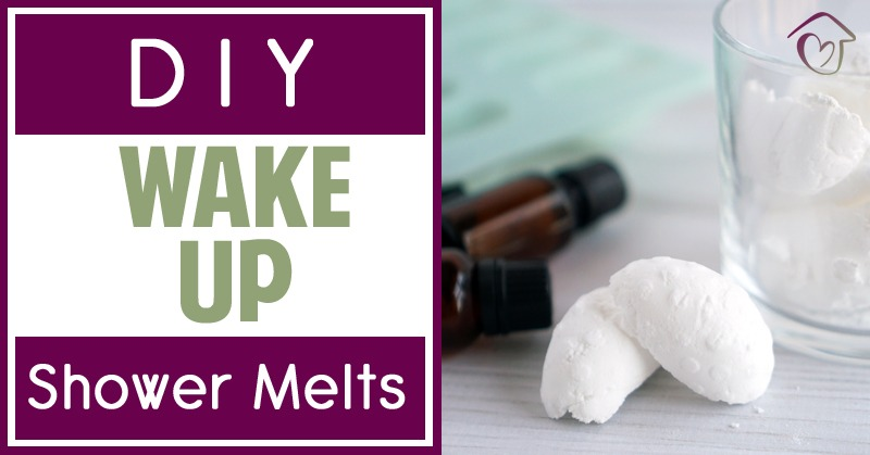 DIY Wakeup Shower Melts (Without Citric Acid Or Cornstarch)