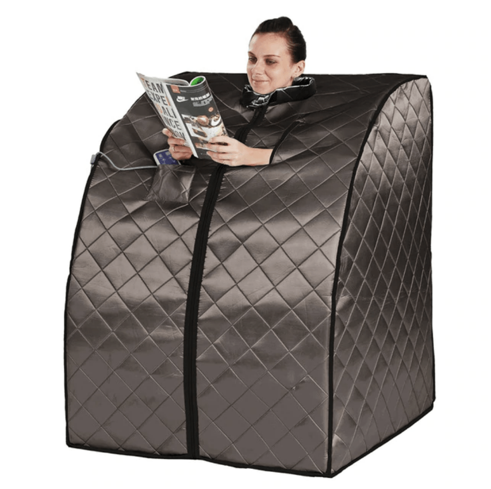 Do Portable Saunas Really Work? I've Never Felt Better; Portable sauna 2
