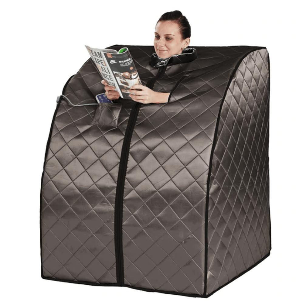 Do Portable Saunas Really Work? I've Never Felt Better; Portable sauna 2