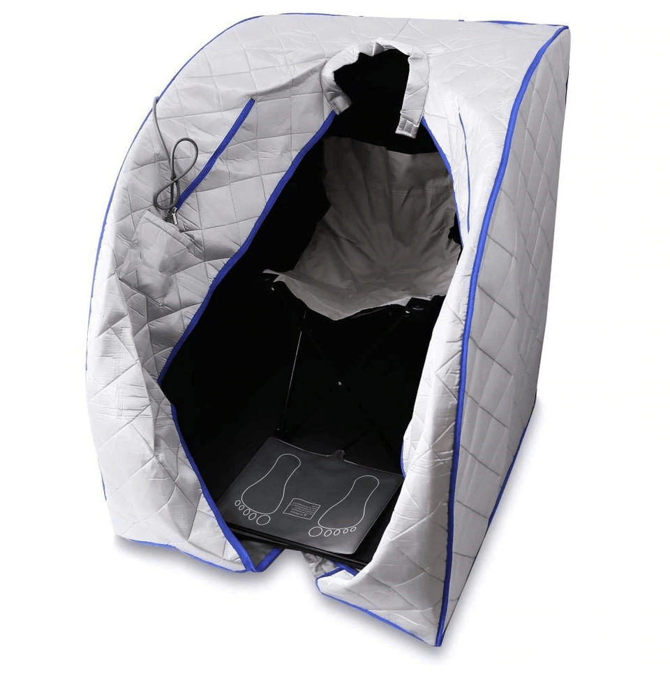 Do Portable Saunas Really Work? I've Never Felt Better; Portable sauna 3