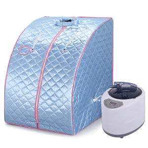 How To Use A Portable Sauna: 4 Steps To Success; Portable sauna