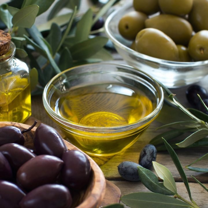 Olive Oil For Tanning Recipe