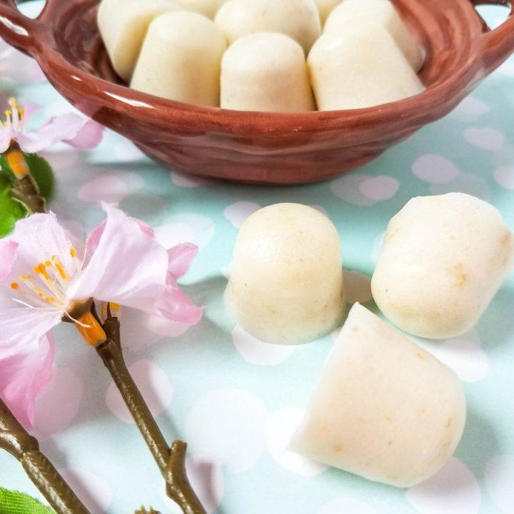 Homemade Sugar Scrub Cubes Recipe No Mess Or Contamination