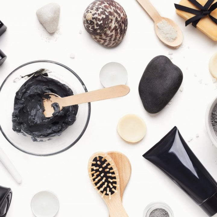 9. Purifying Activated Charcoal Bath Recipe