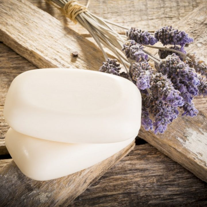 13. Sunscreen Lotion Bars Recipe
