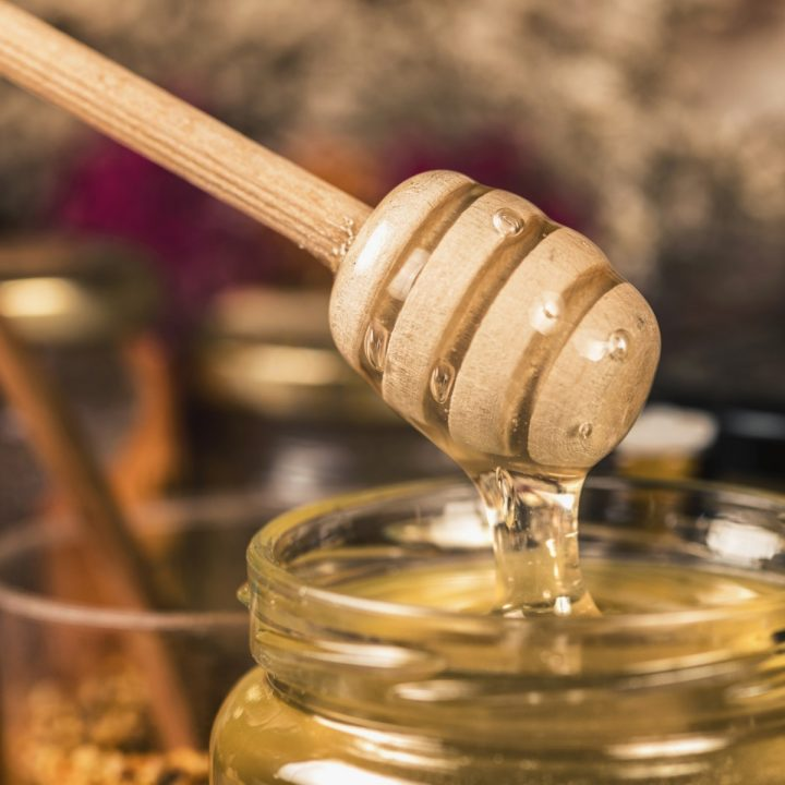 1. Soothing Honey Face Mask Recipe